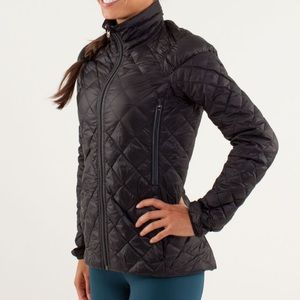 Lululemon Run Turn Around Jacket quilted down 4